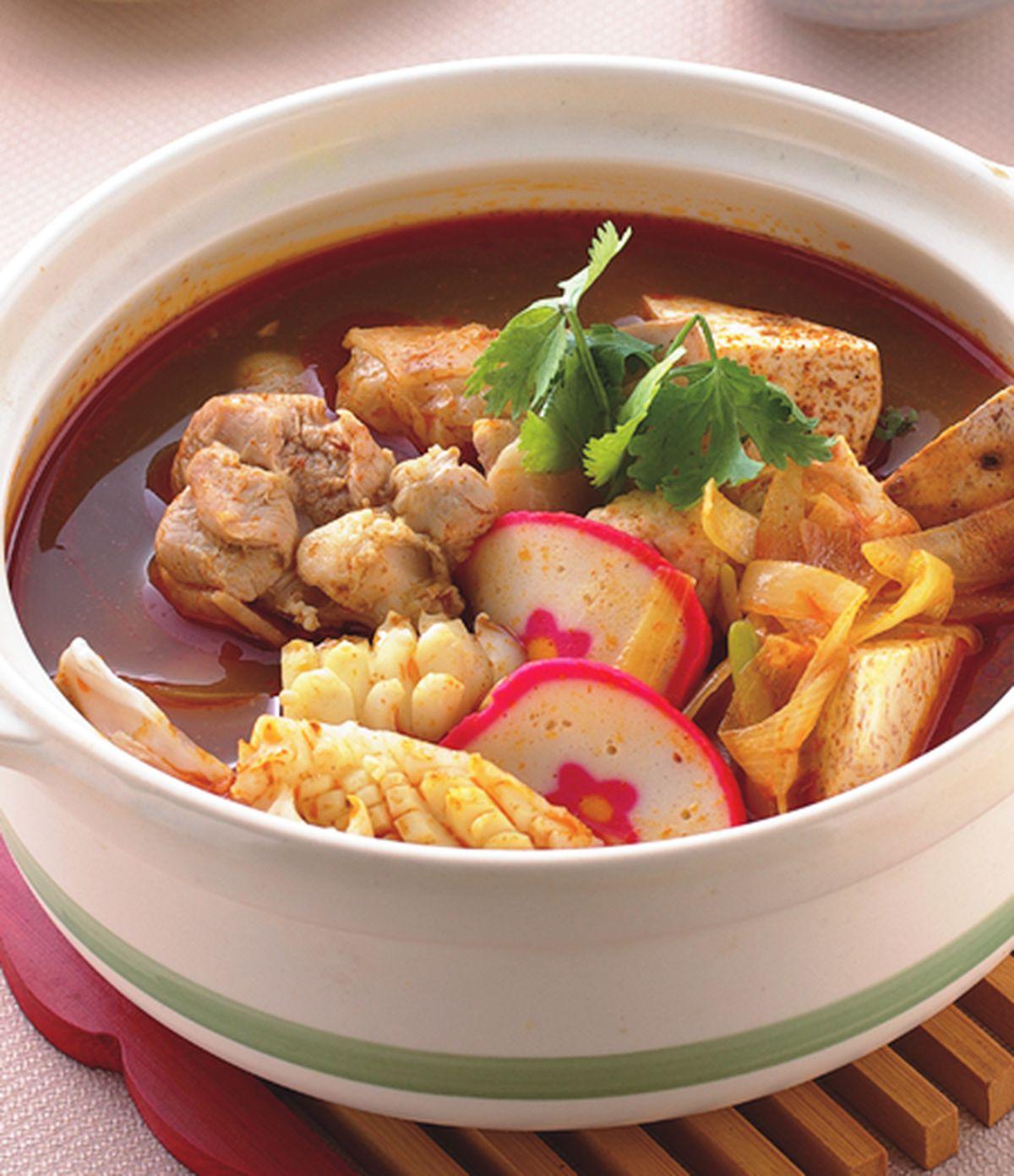 食譜:泰式咖哩鍋