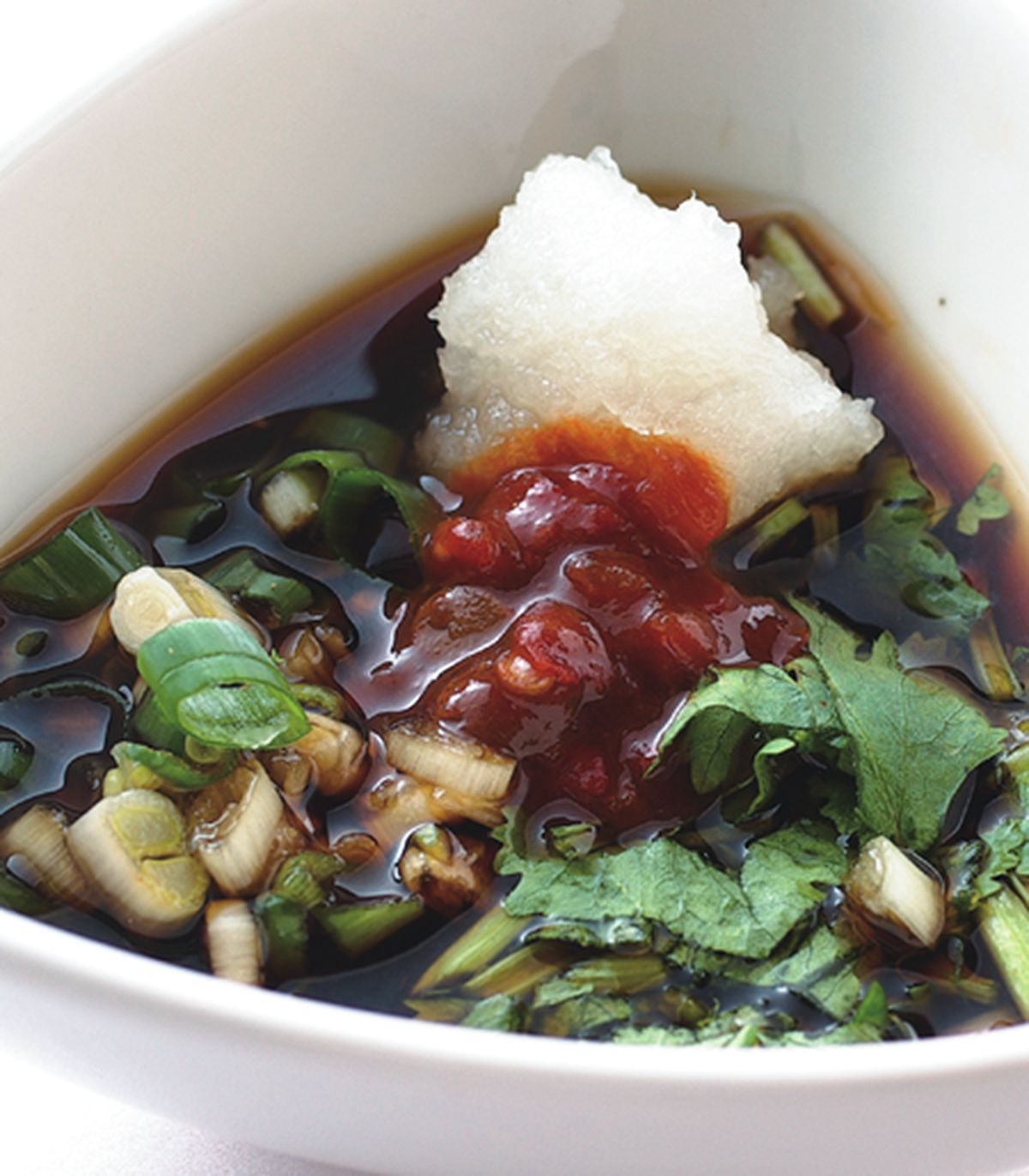 食譜:蔥香蘿蔔泥醬