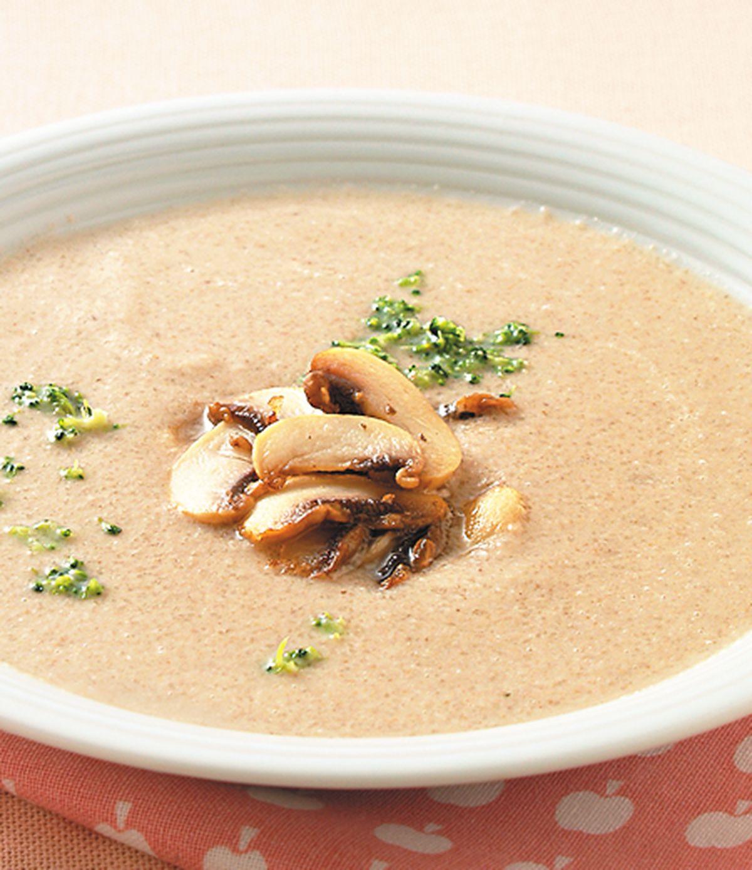 食譜:奶油蘑菇濃湯(1)