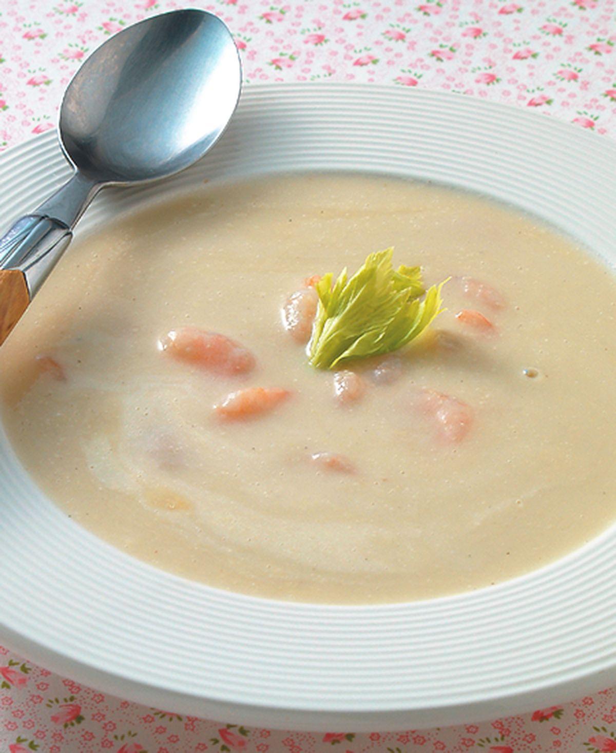 食譜:奶油西芹濃湯