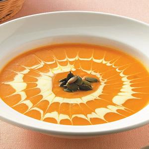 紅蘿蔔濃湯