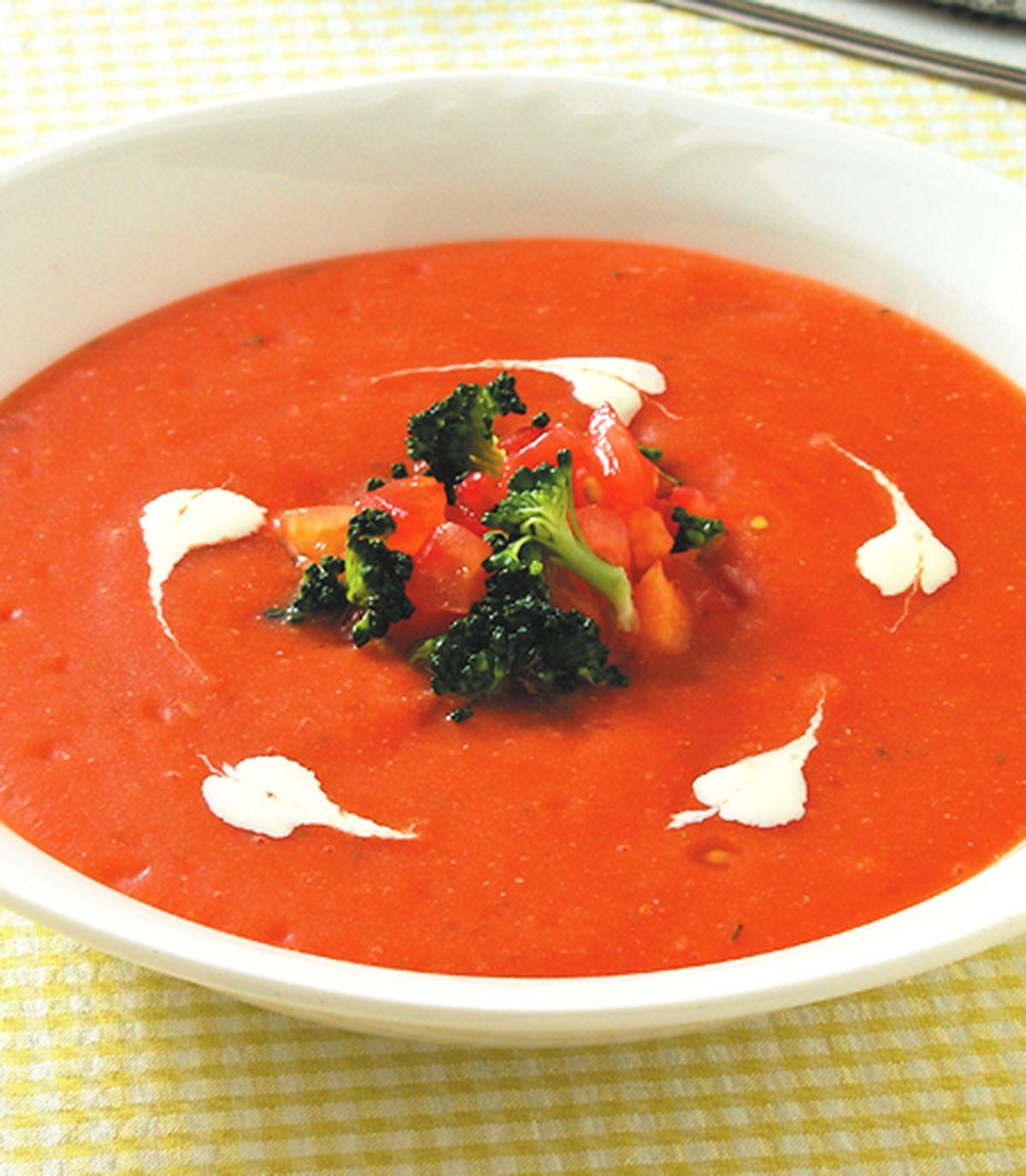 食譜:蕃茄濃湯