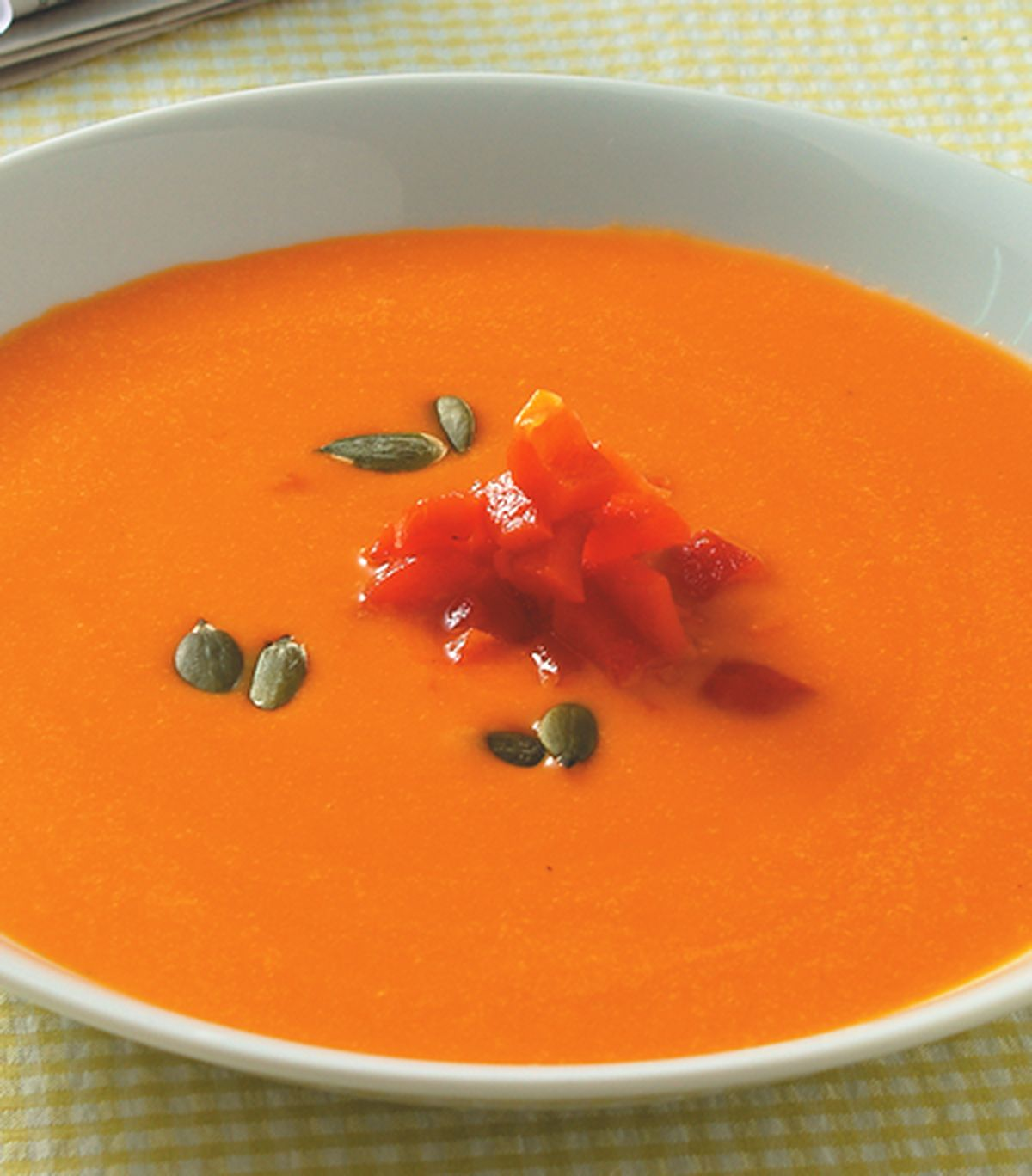 食譜:紅甜椒濃湯