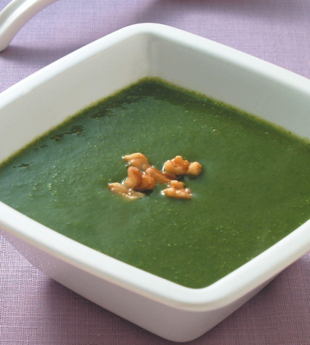 食譜:菠菜濃湯