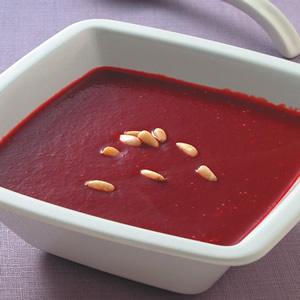 甜菜根濃湯