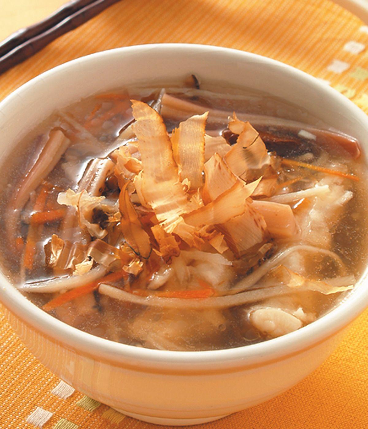 食譜:魷魚羹湯