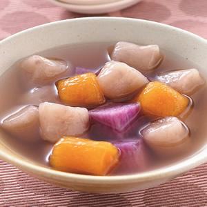薑母山藥芋圓