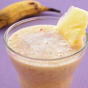 香蕉鳳梨蕃茄汁