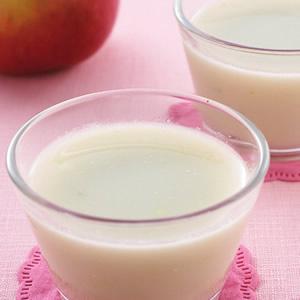 美生菜蘋果酪梨汁