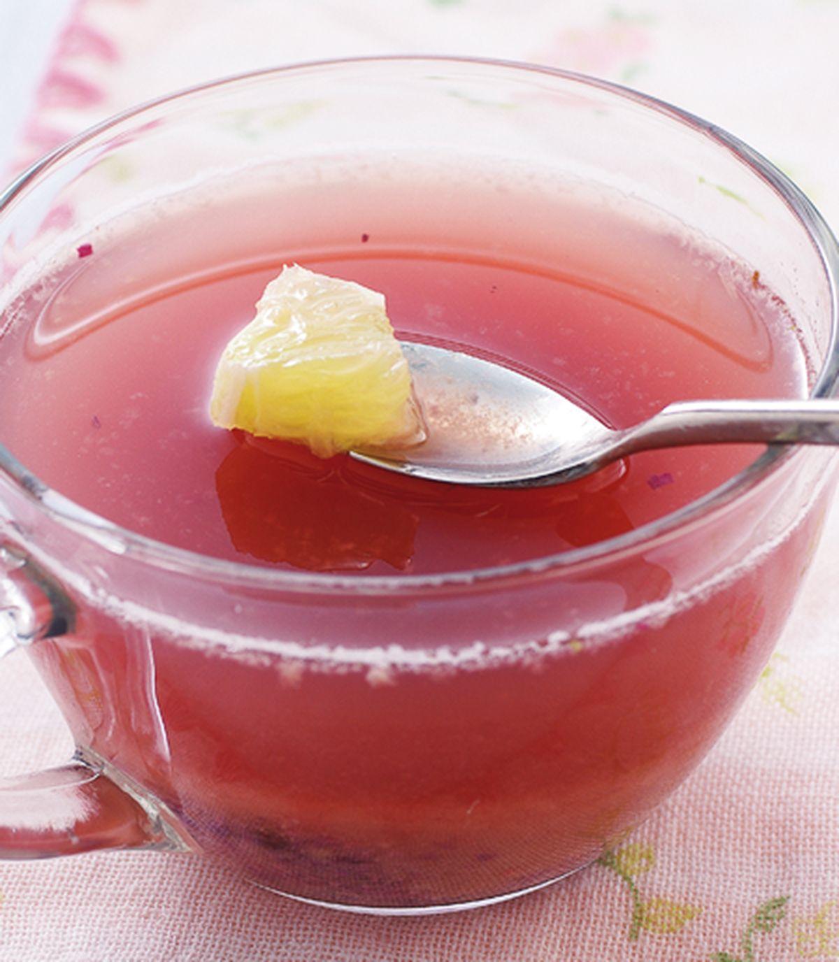 食譜:紅菜火龍果汁