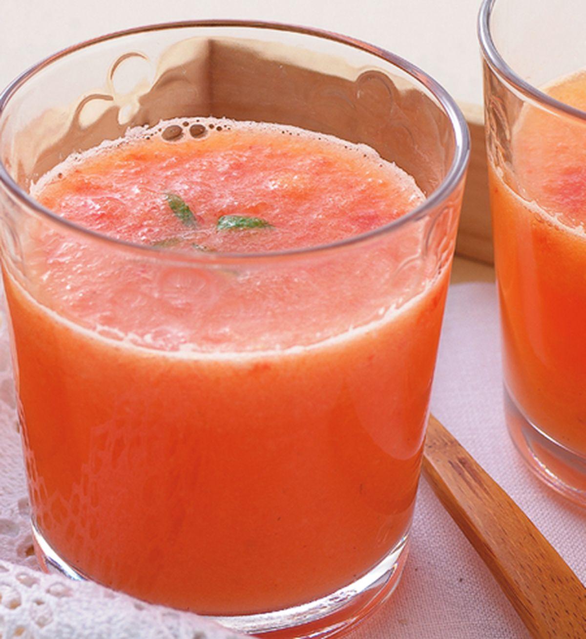 食譜:橘色太陽