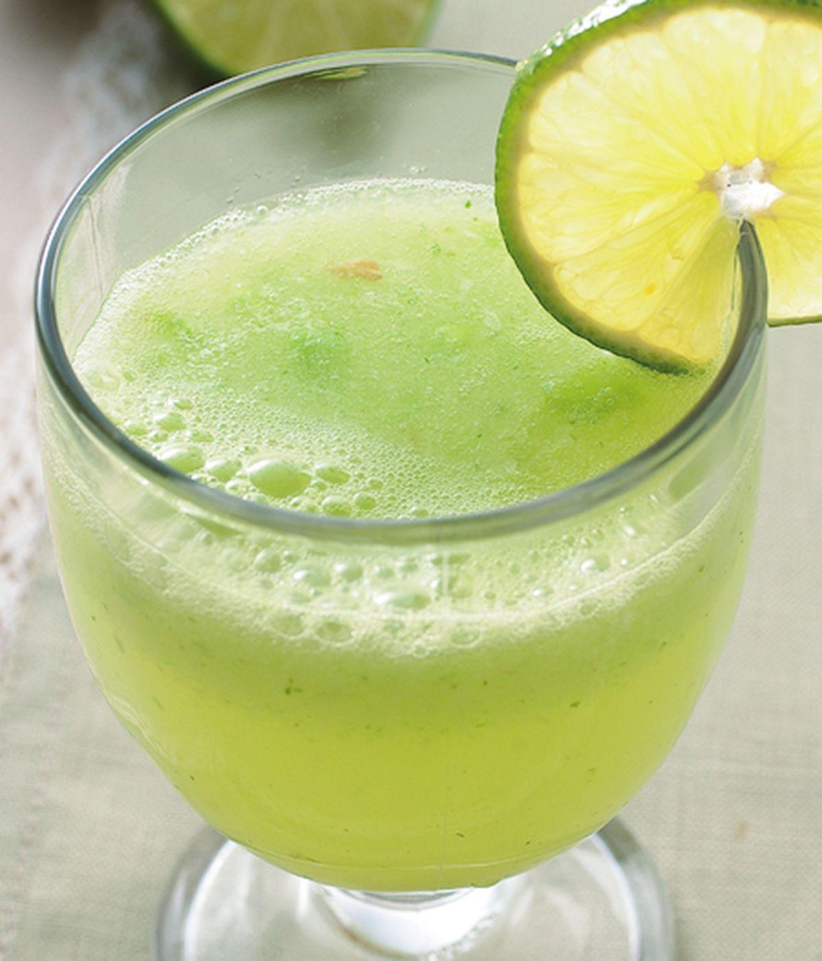 食譜:金桔檸檬苦瓜汁