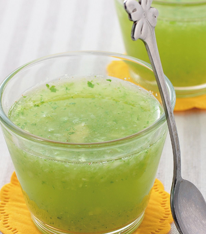 食譜:金桔蘆薈小黃瓜汁