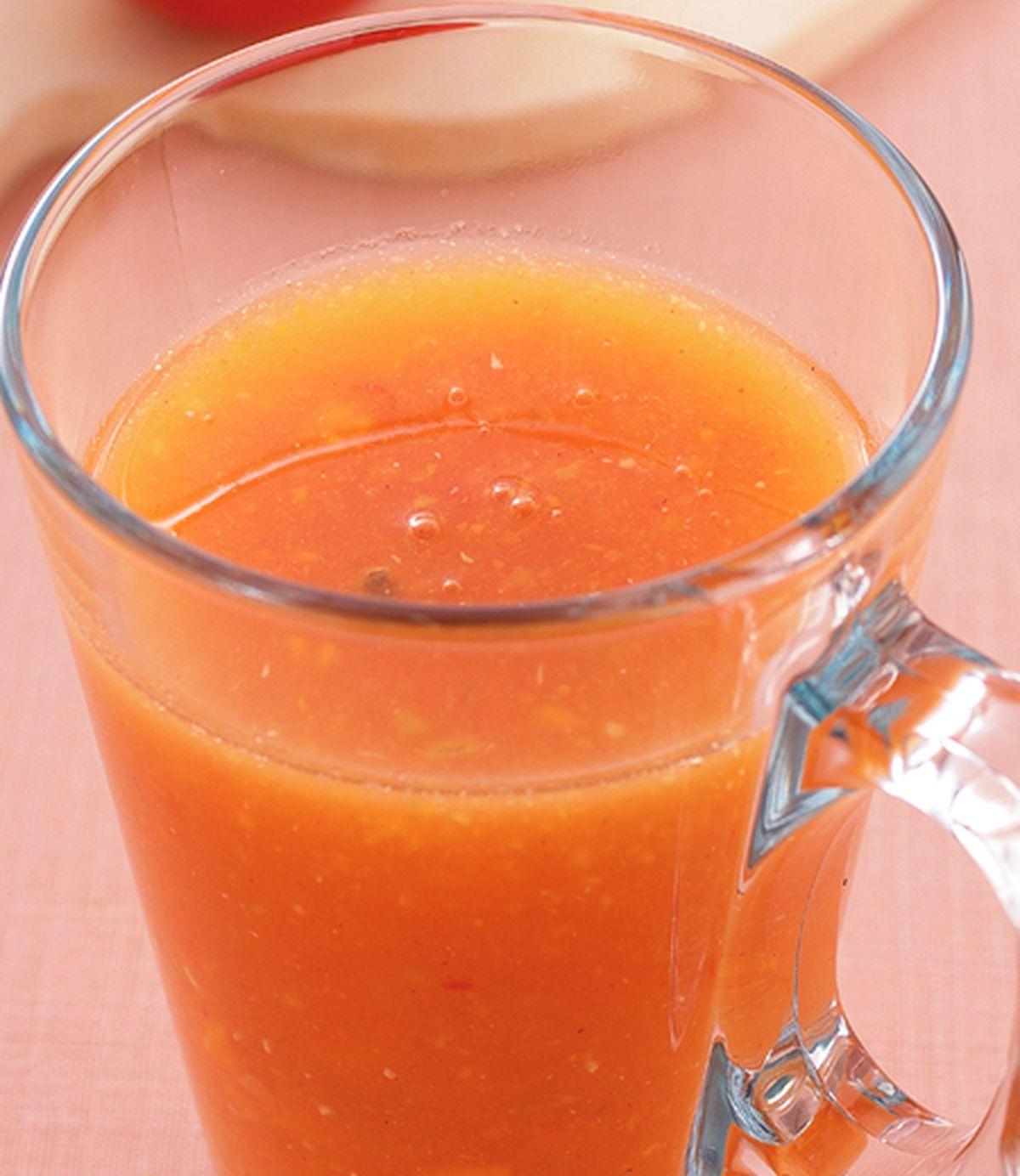 食譜:雙瓜蕃茄汁