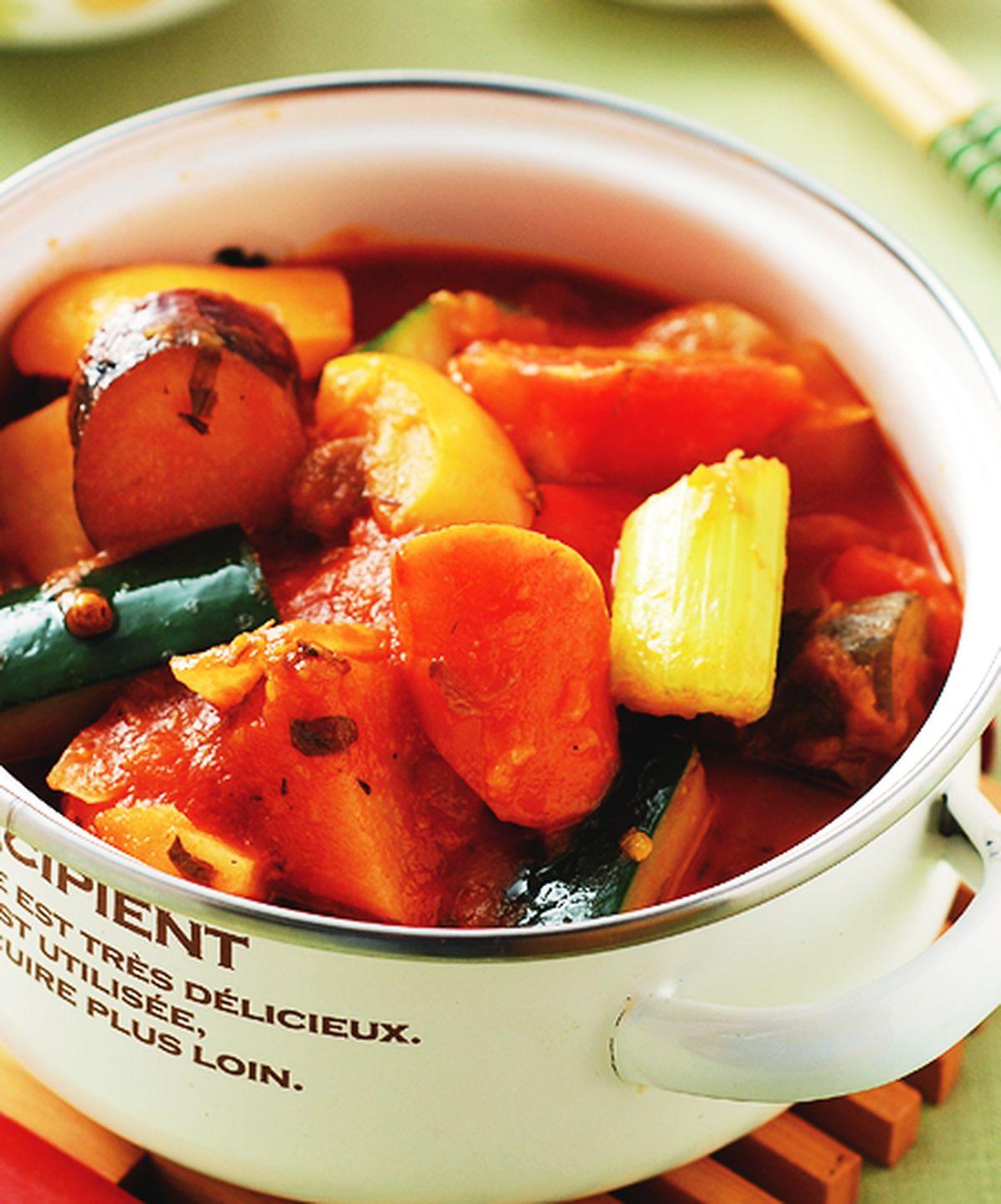 食譜:普羅旺斯燉蔬菜