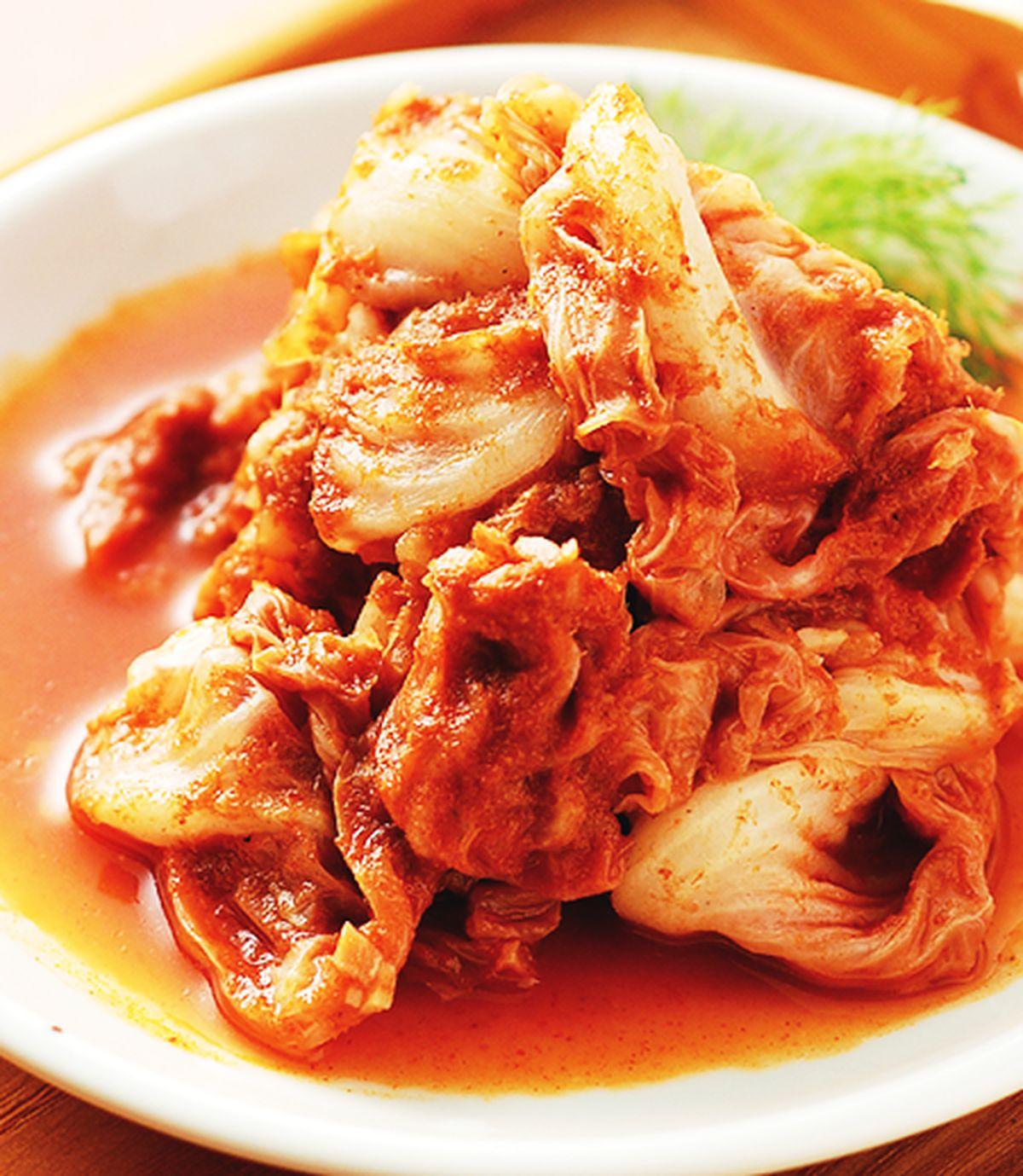 食譜:紅咖哩燉高麗菜