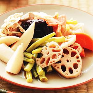 日式蔬菜煮