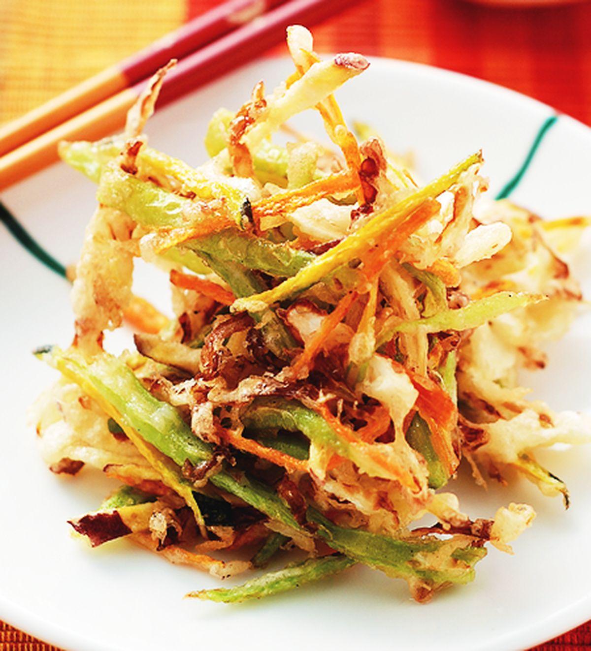 食譜:酥炸蔬菜