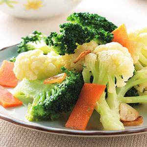 蒜炒花椰菜