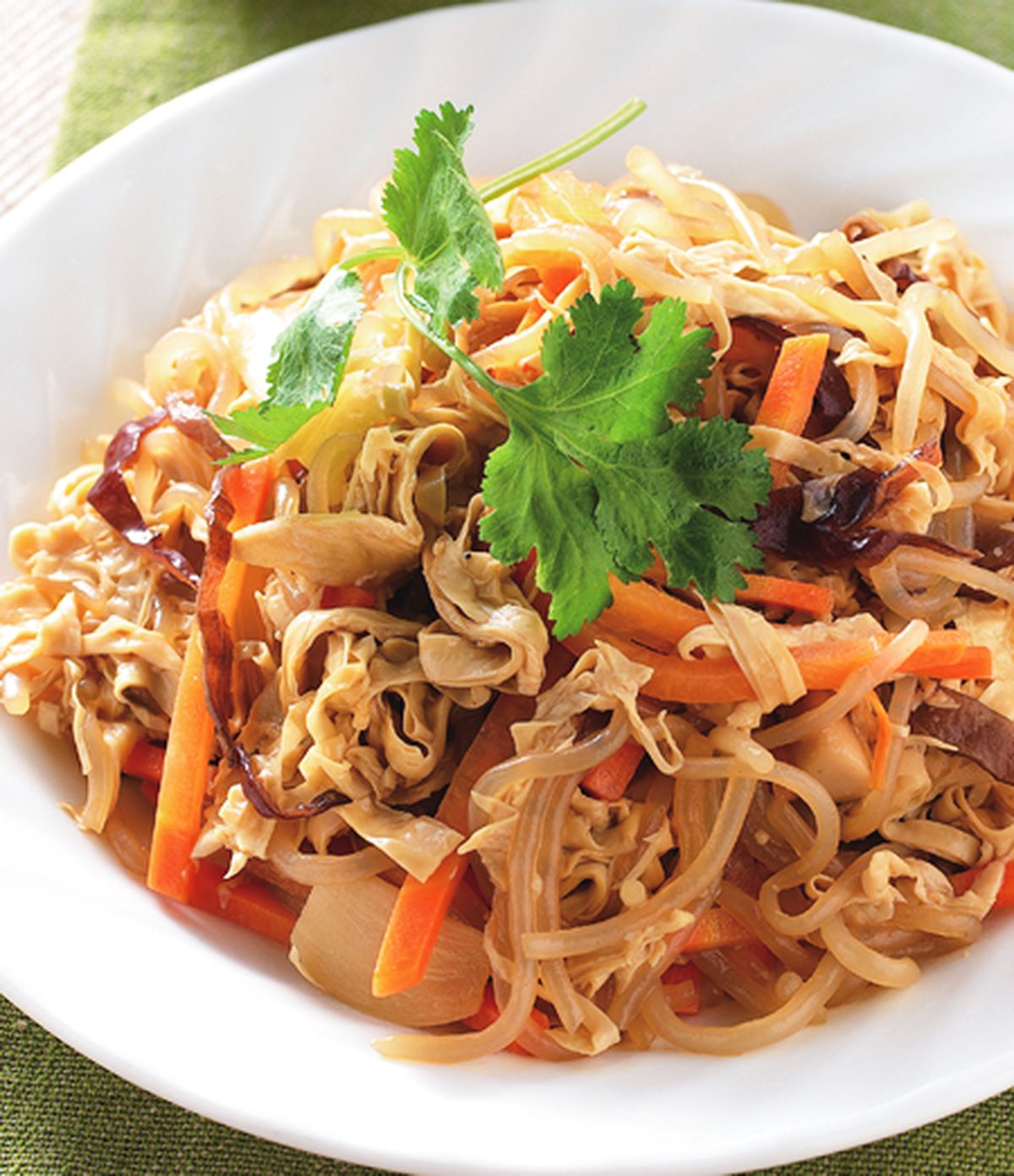 食譜:炒什錦素菜