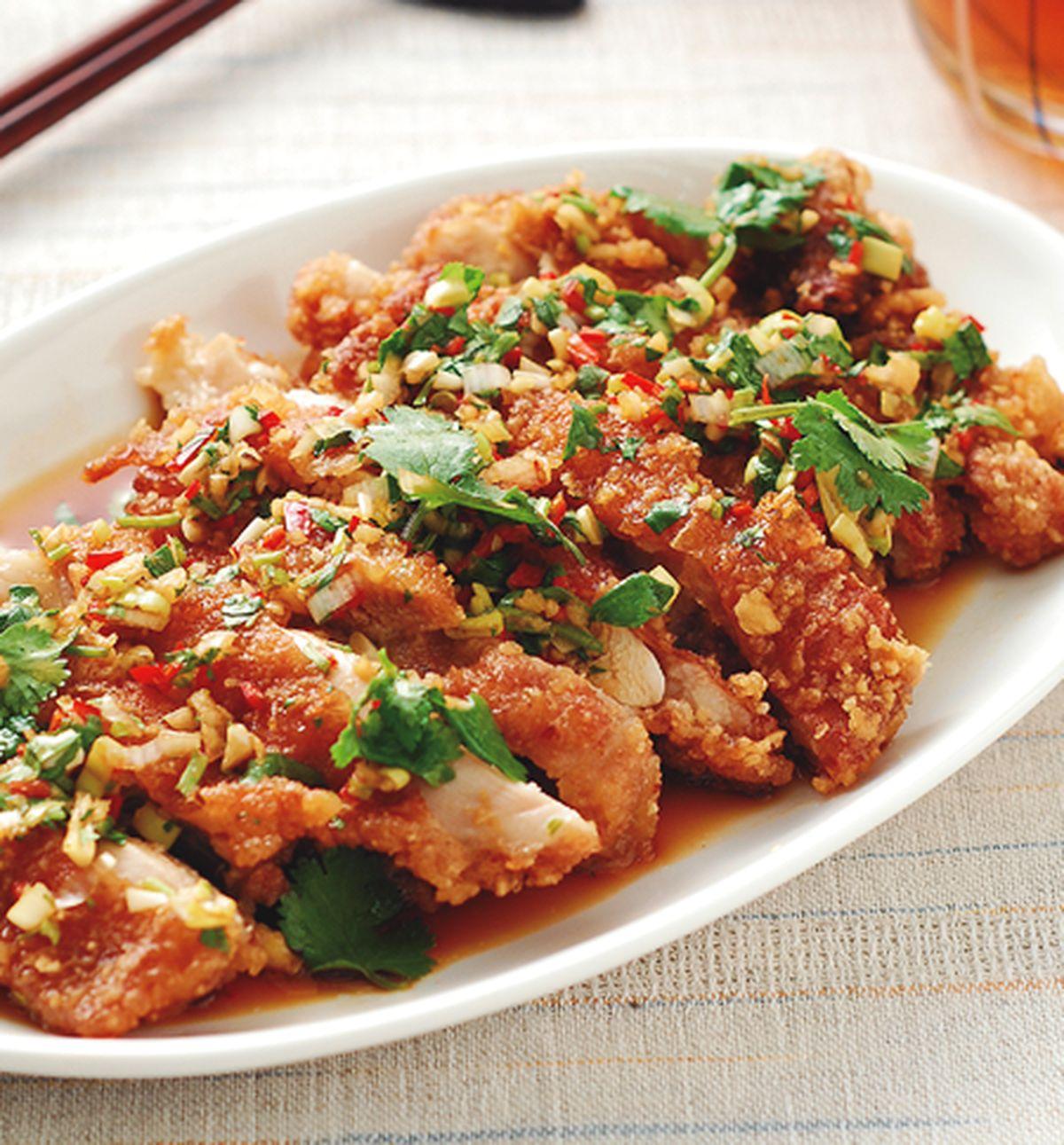 食譜:椒麻雞(4)