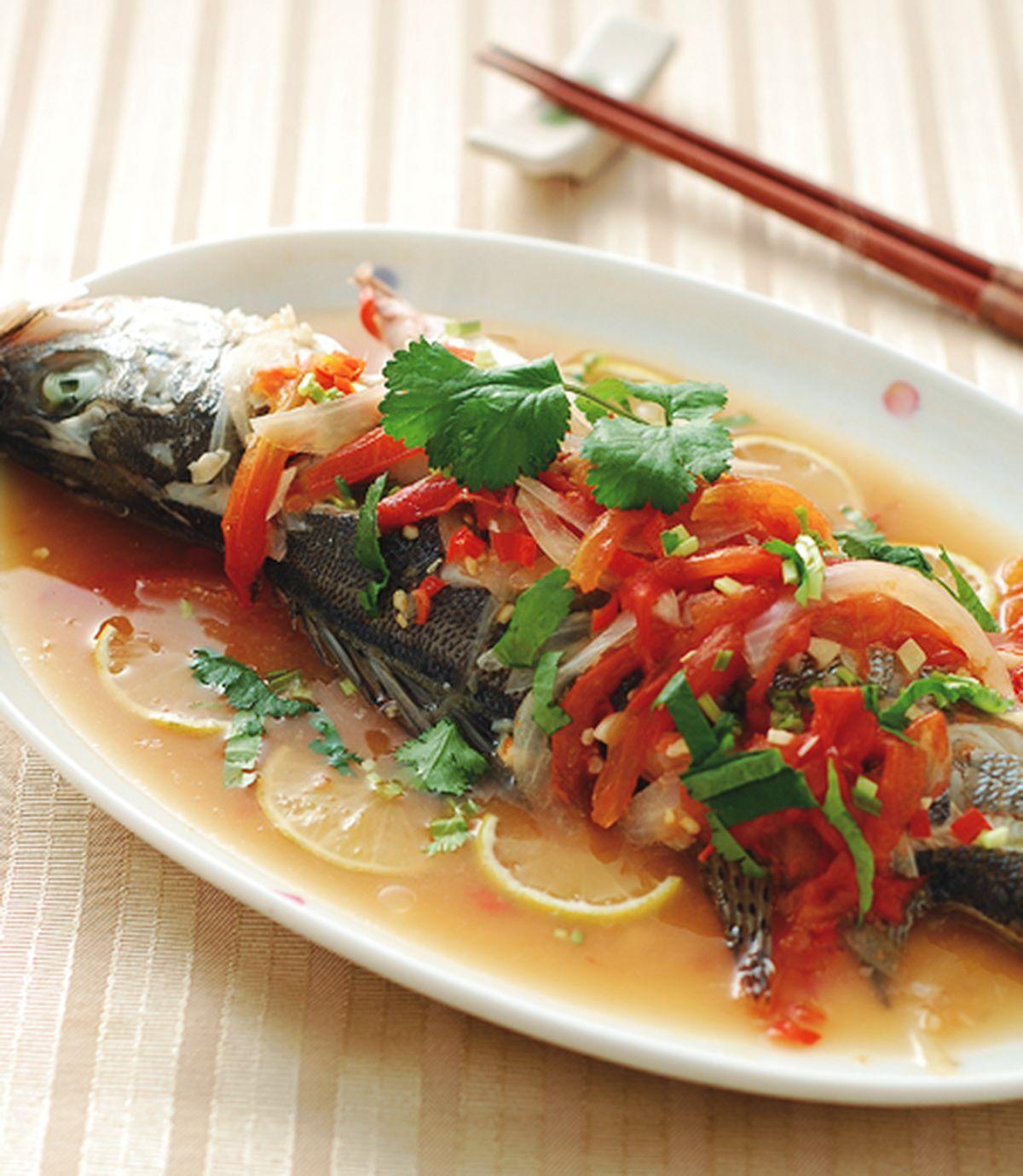 食譜:泰式檸檬魚(1)