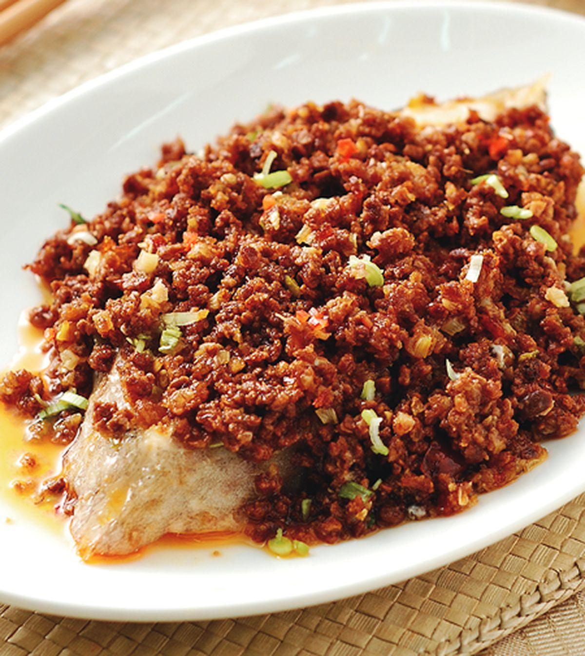 食譜:豆酥鱈魚(10)