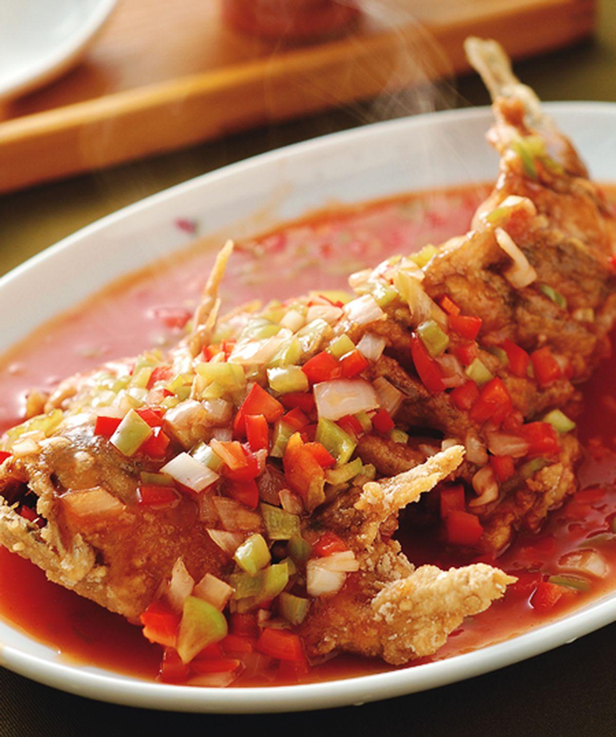 食譜:糖醋魚(8)