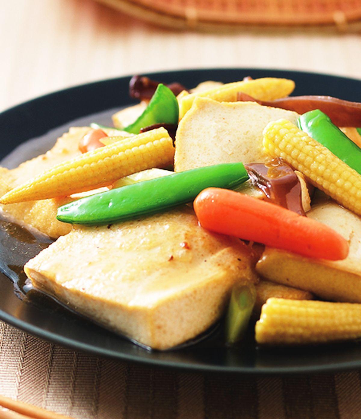 食譜:蠔油豆腐(1)