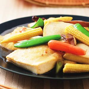 蠔油豆腐(1)