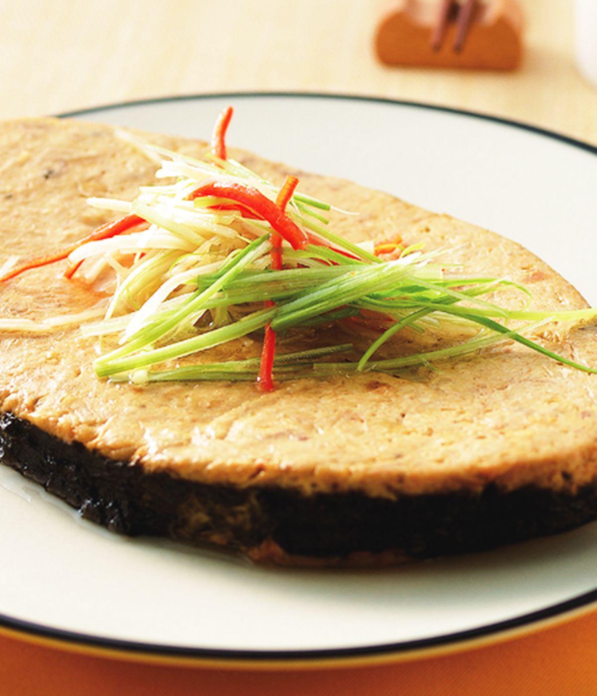 食譜:清蒸素魚
