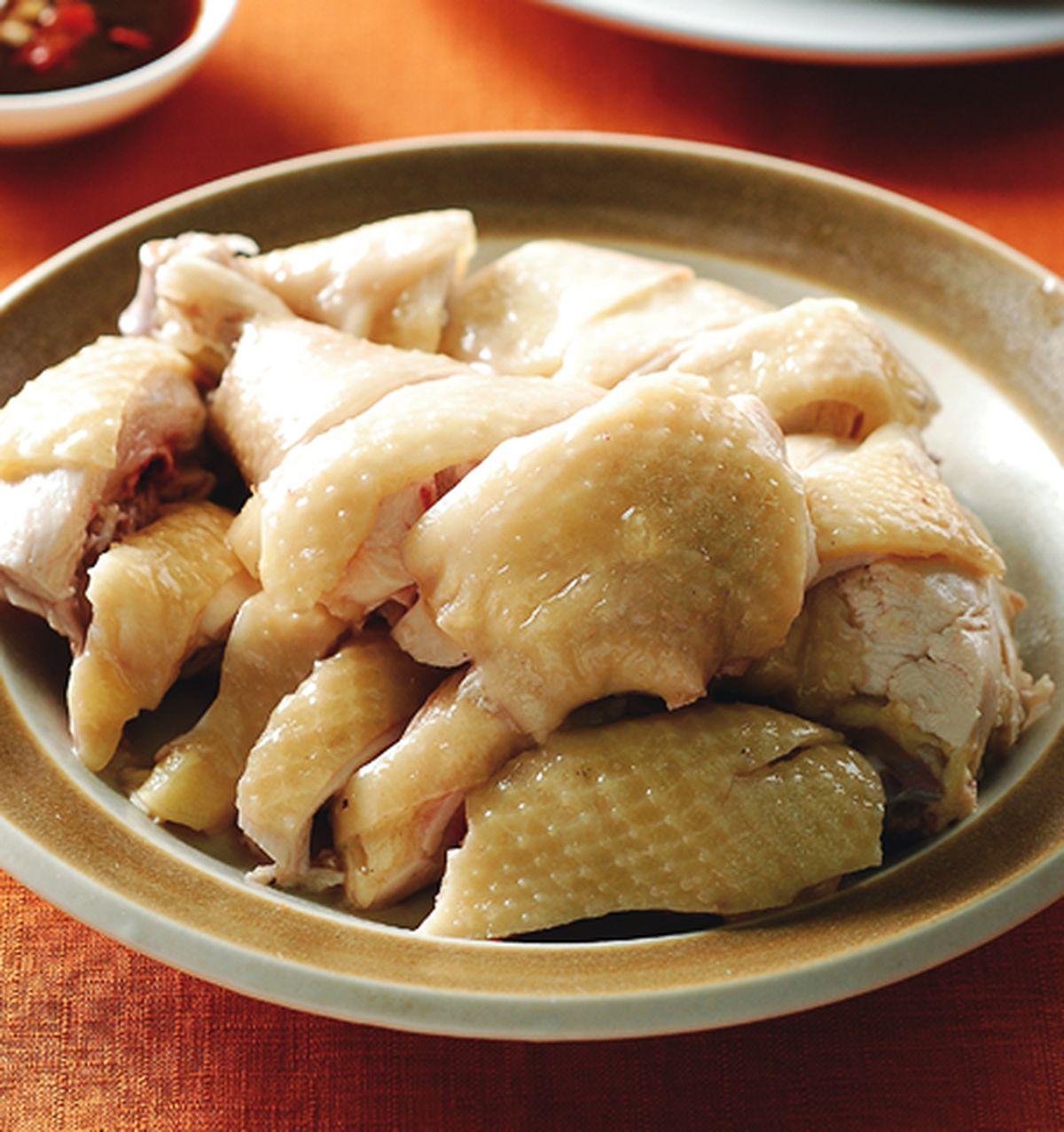 食譜:白斬雞(1)