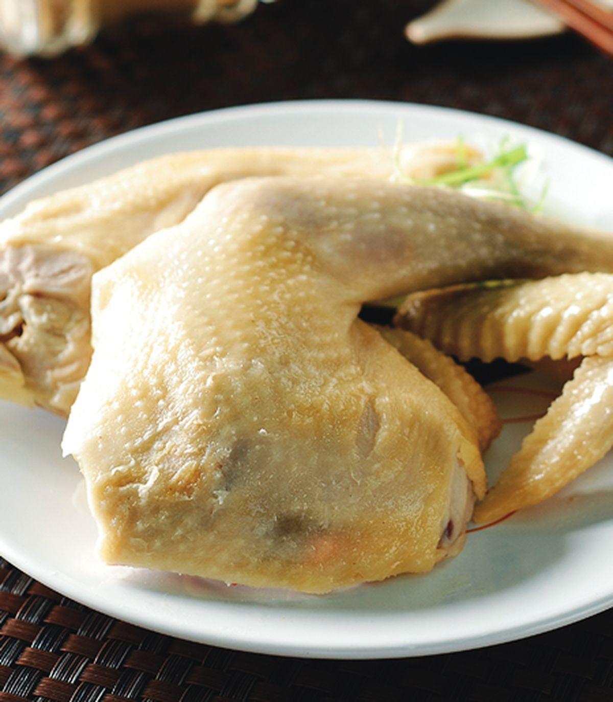 食譜:原味鹹水雞
