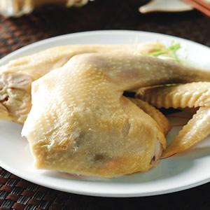 原味鹹水雞