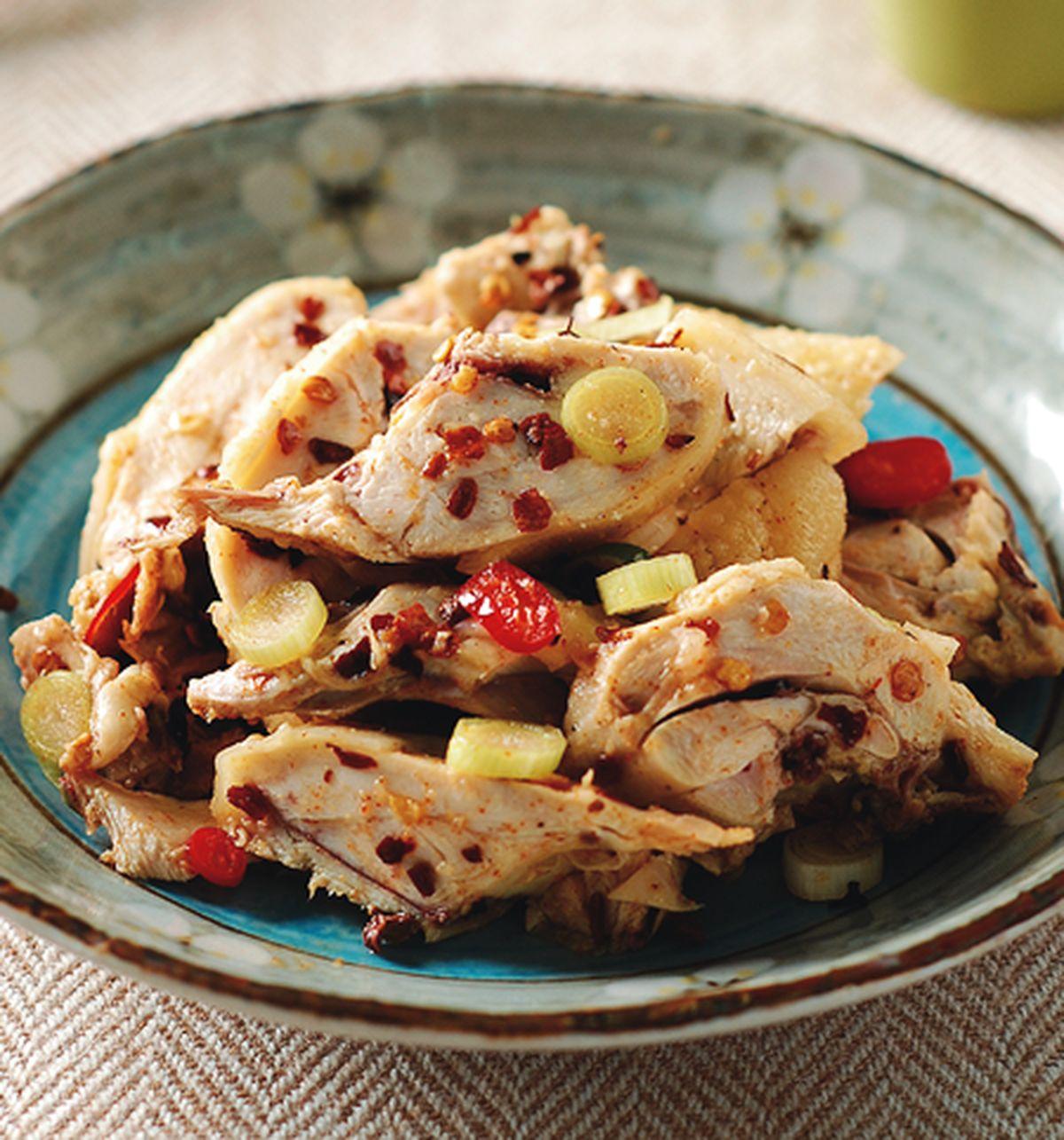 食譜:麻辣鹹水雞