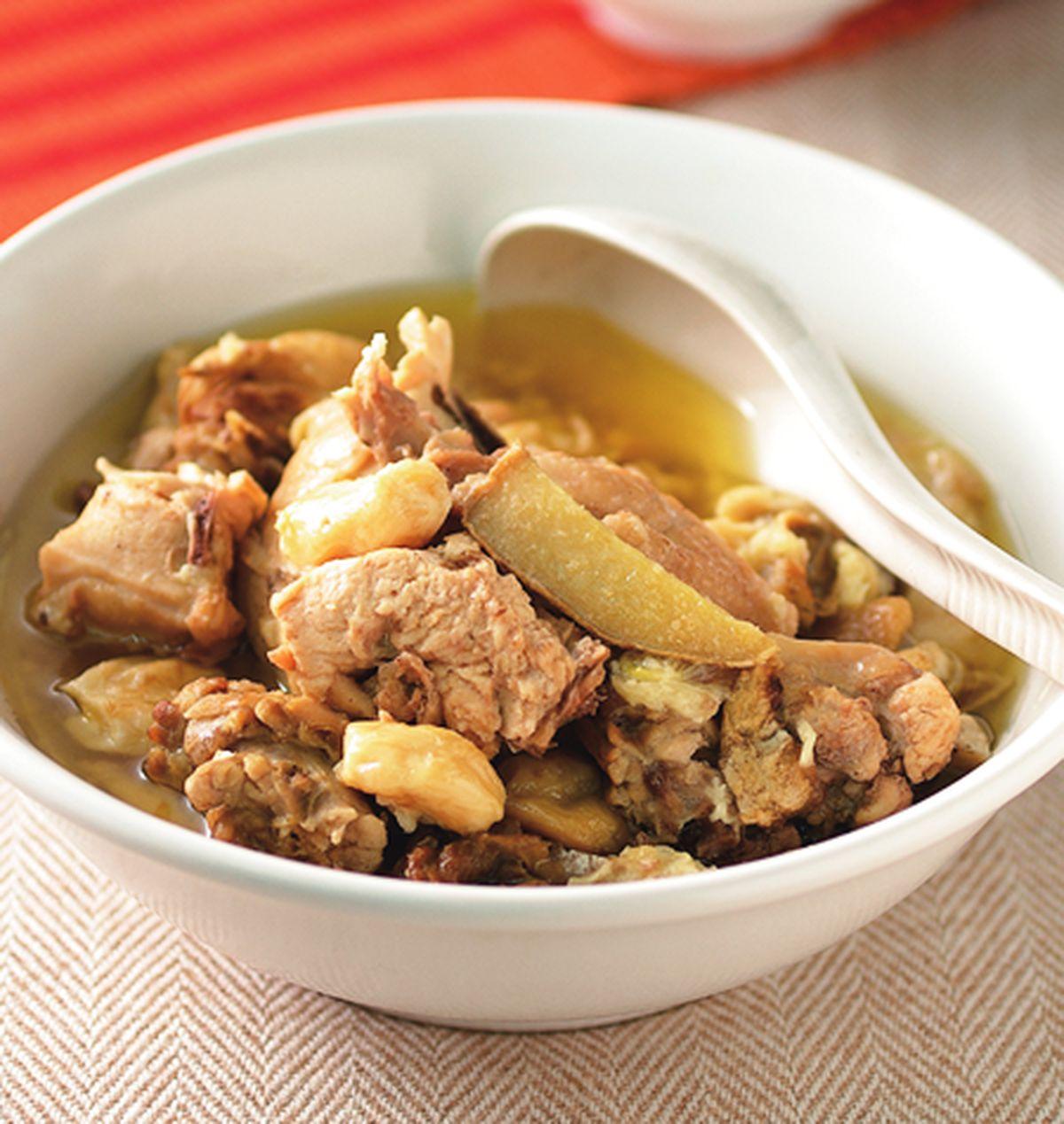 食譜:蒜頭雞(3)