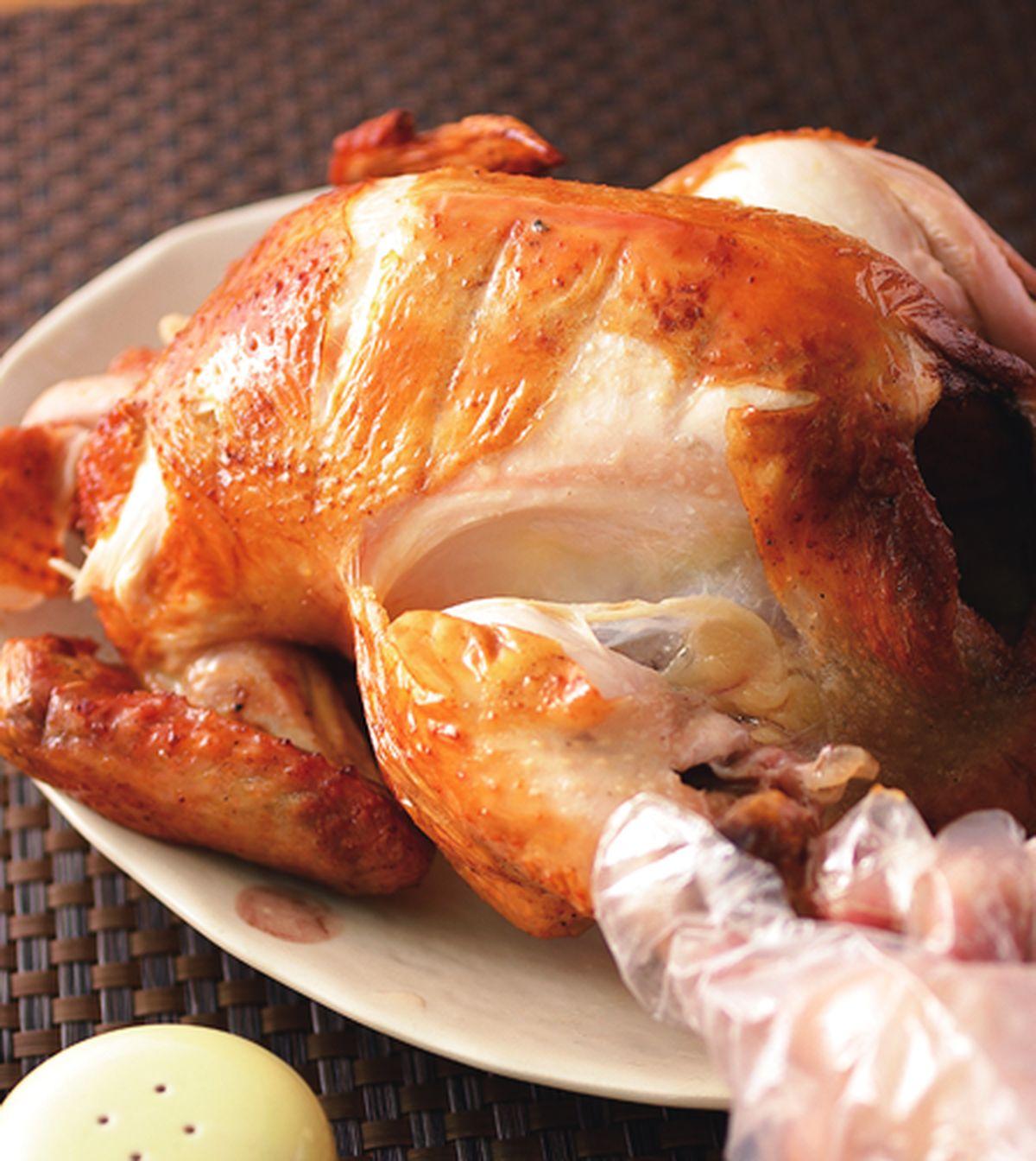 食譜:手扒烤雞