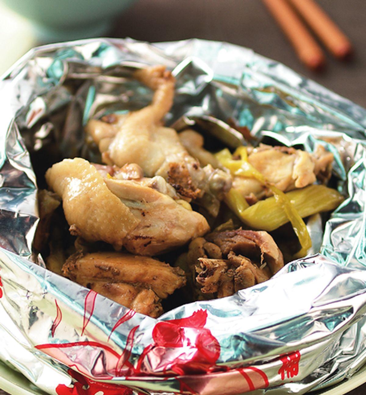 食譜:土窯雞