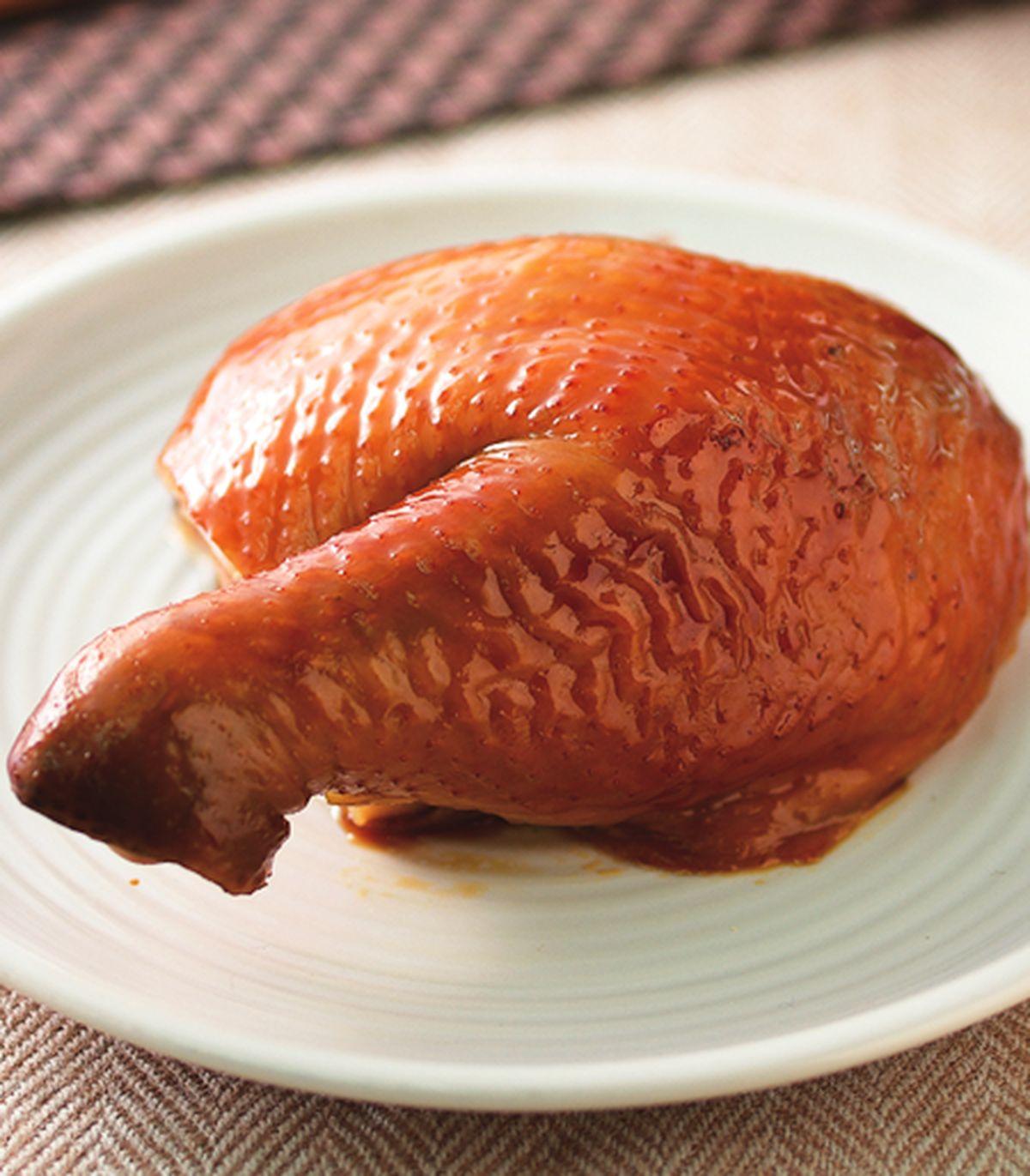 食譜:玫瑰油雞
