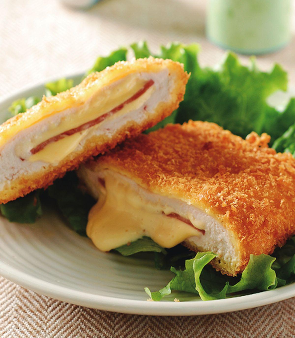 食譜:起司雞排(2)