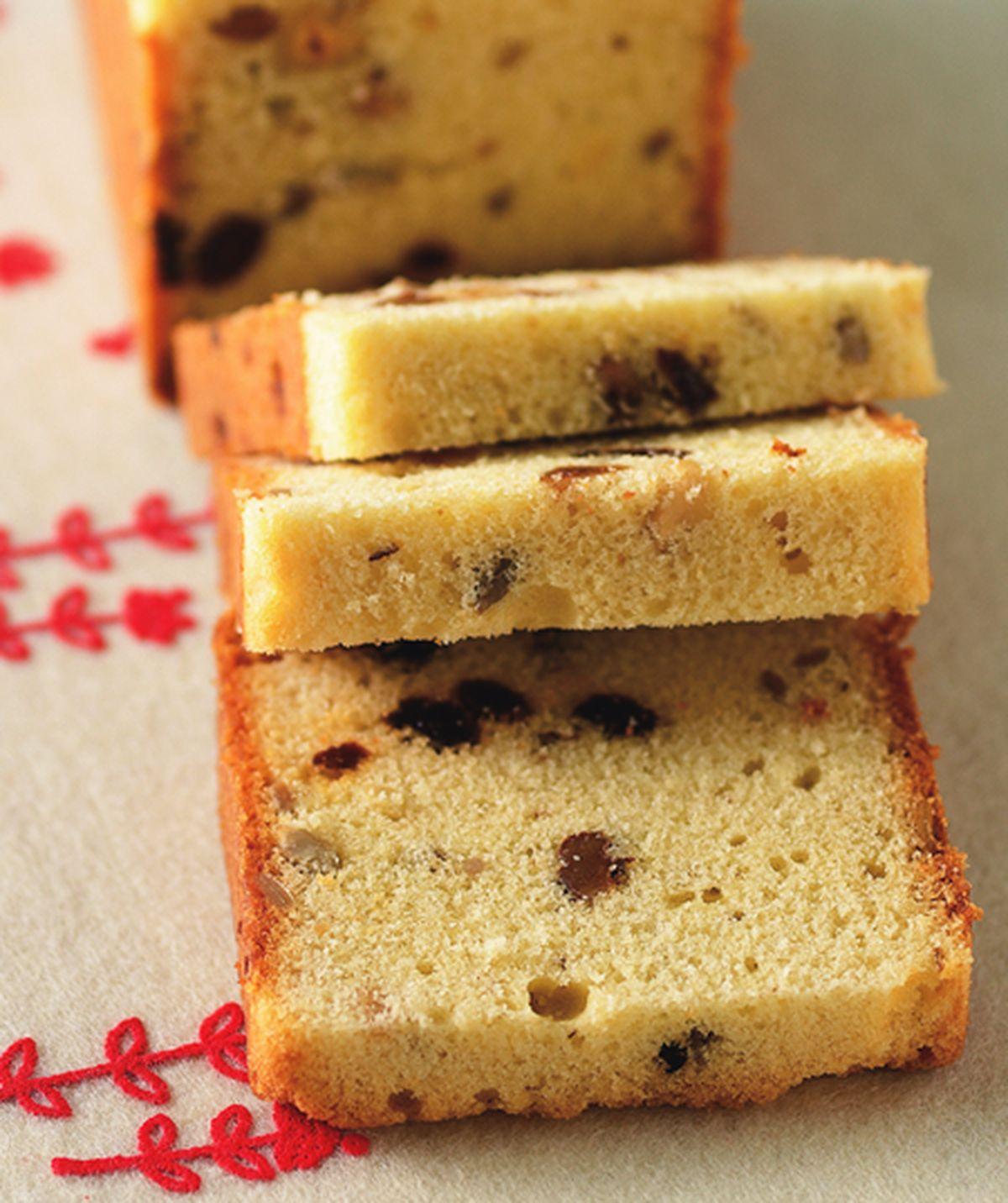 食譜:奶油水果磅蛋糕