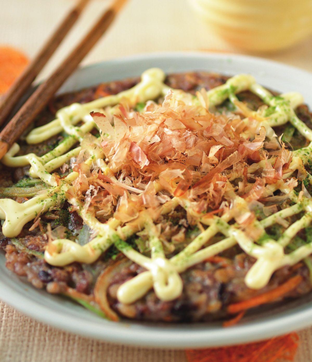 食譜:雜糧豆渣煎餅