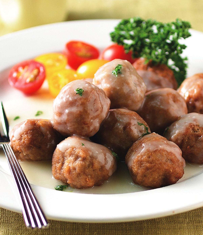 食譜:瑞典肉丸子