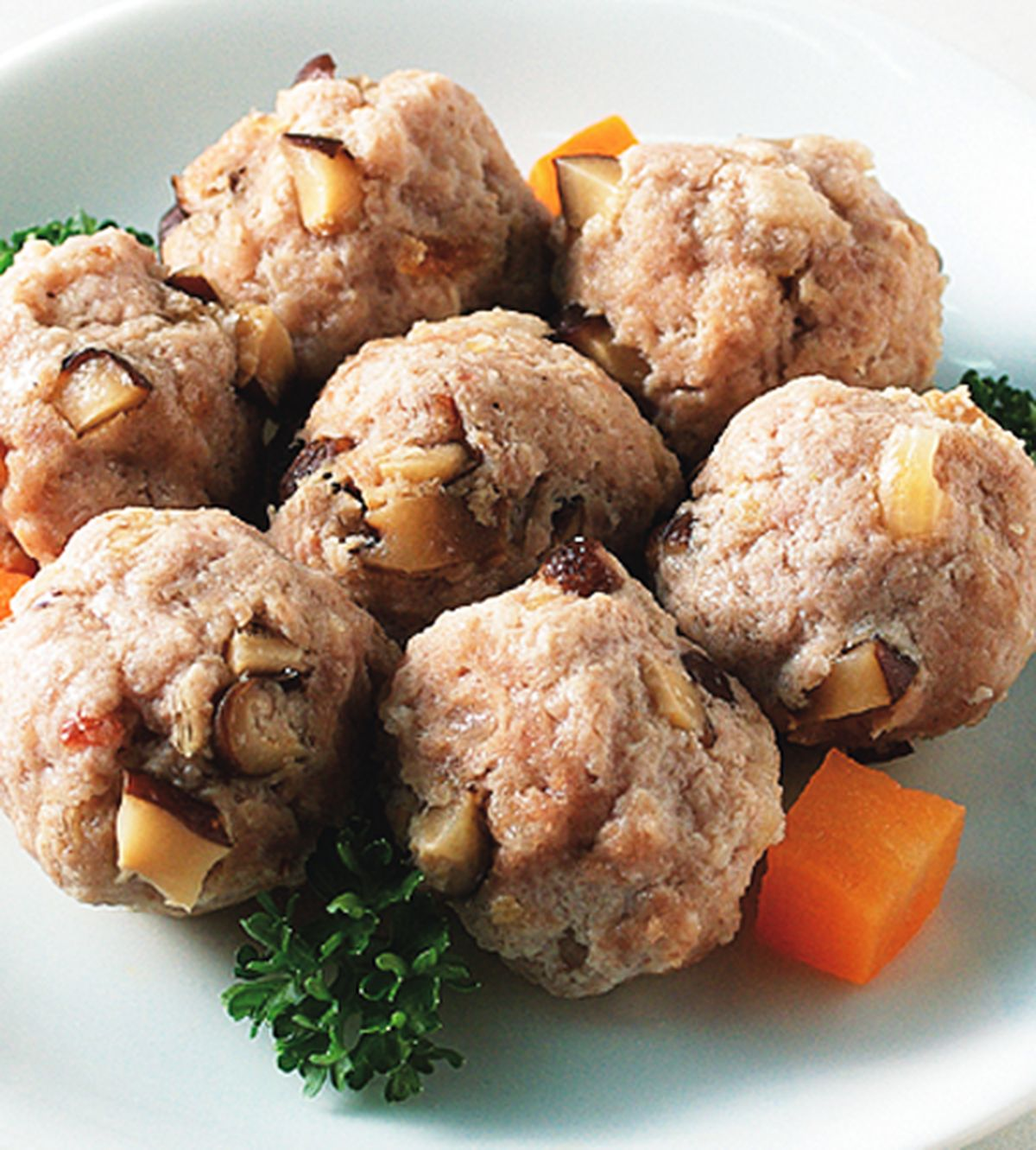 食譜:香菇丸子