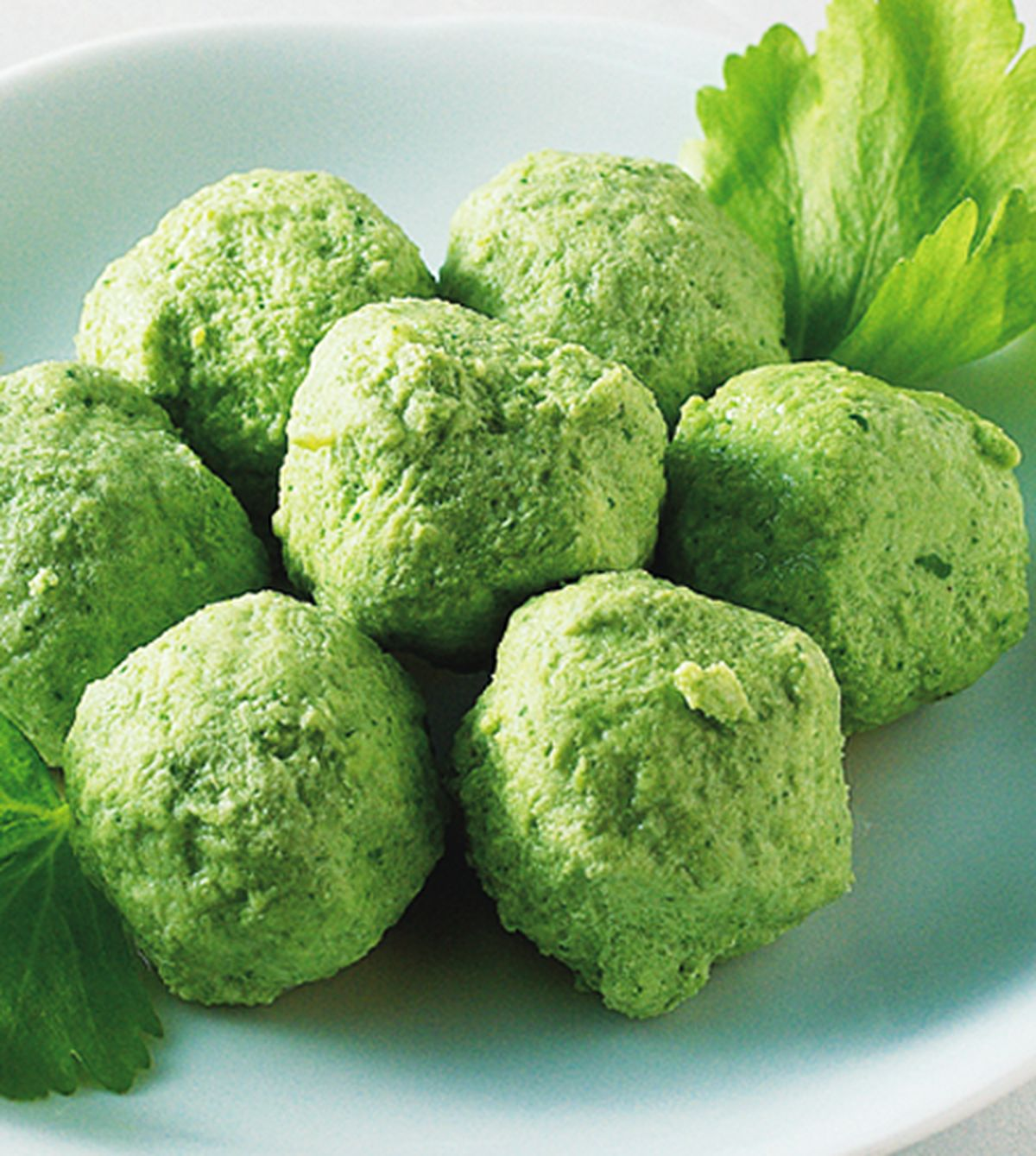 食譜:菠菜丸子