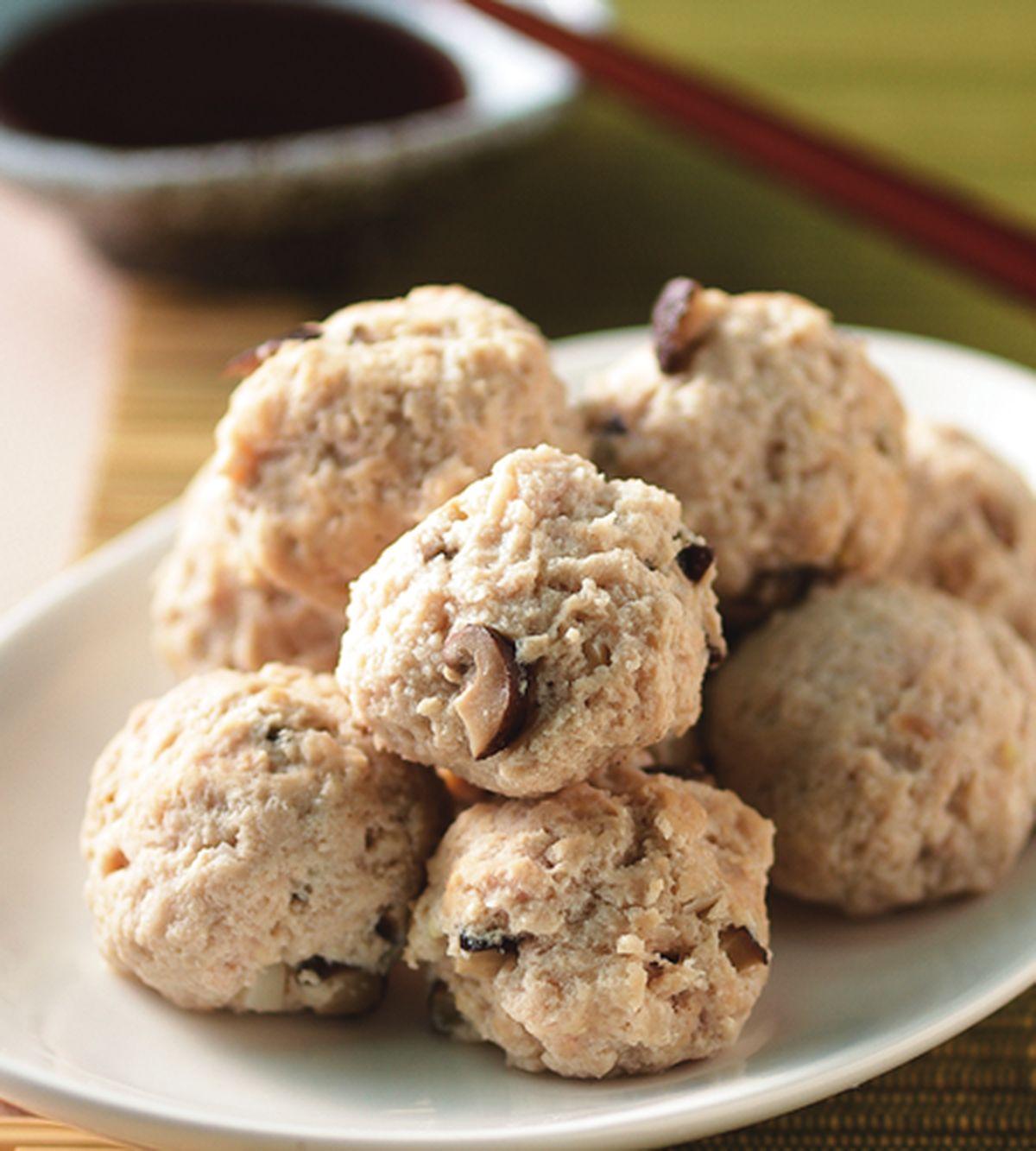 食譜:豆腐丸子(2)