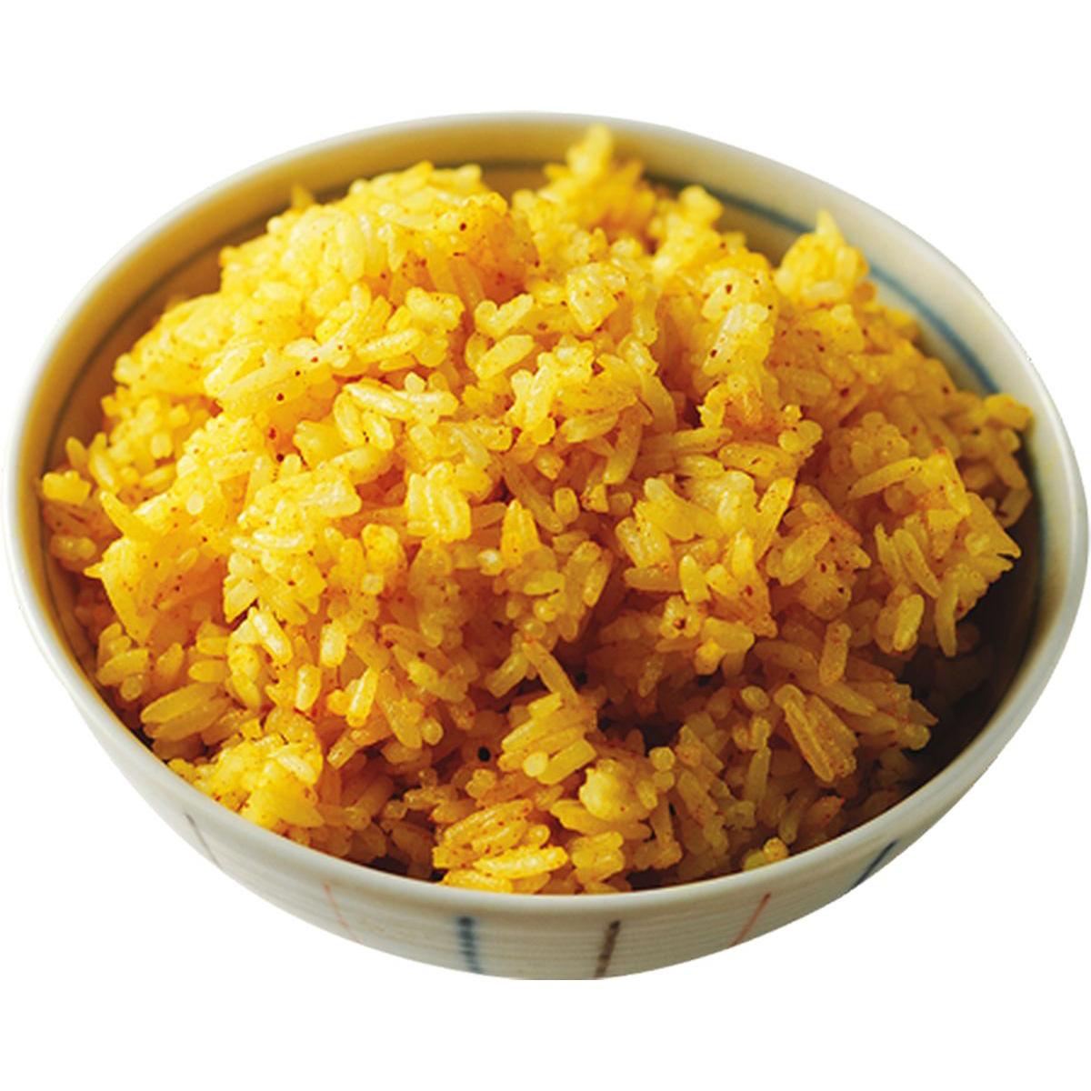 食譜:薑黃飯(1)
