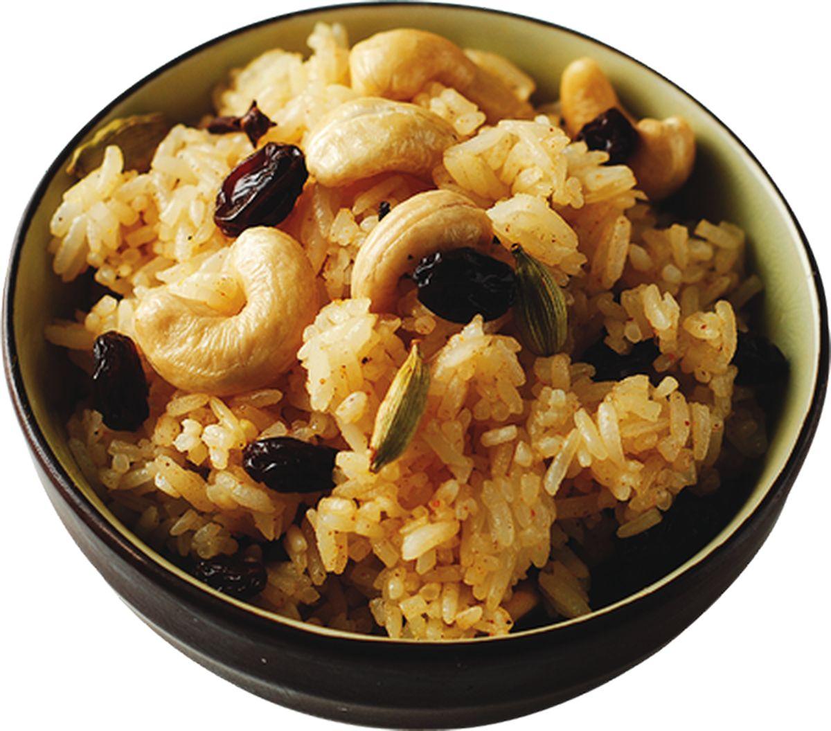 食譜:印度香料飯