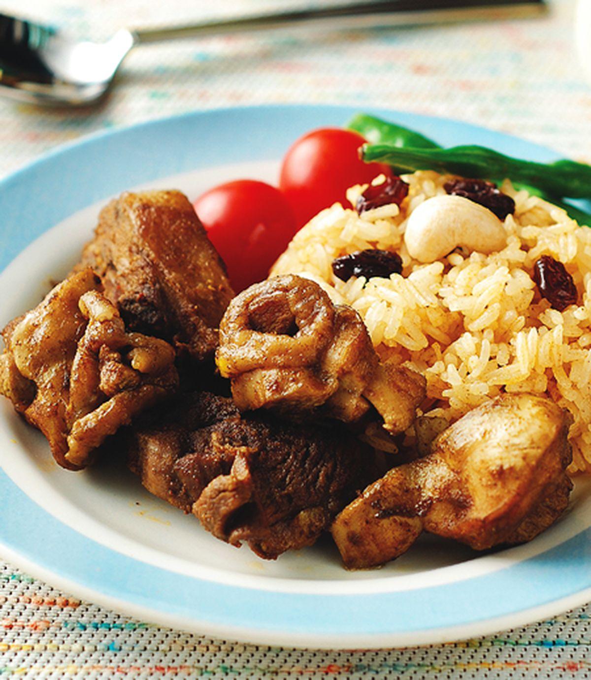 食譜:比亞尼雞肉飯