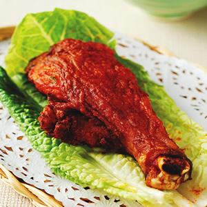 坦都里烤雞黃薑飯